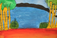 Senior Highly Commended Riley Hughes Year 5