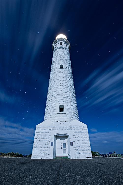 Augusta Lighthouse Vertical