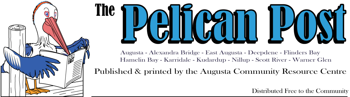 The Pelican Post, Augusta, Western Australia